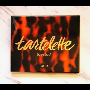 Tarte high performance naturals toasted pallete